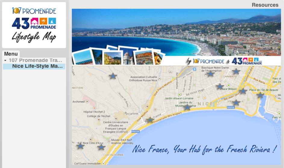 Nice france lifestyle map gumiabroncs Choice Image