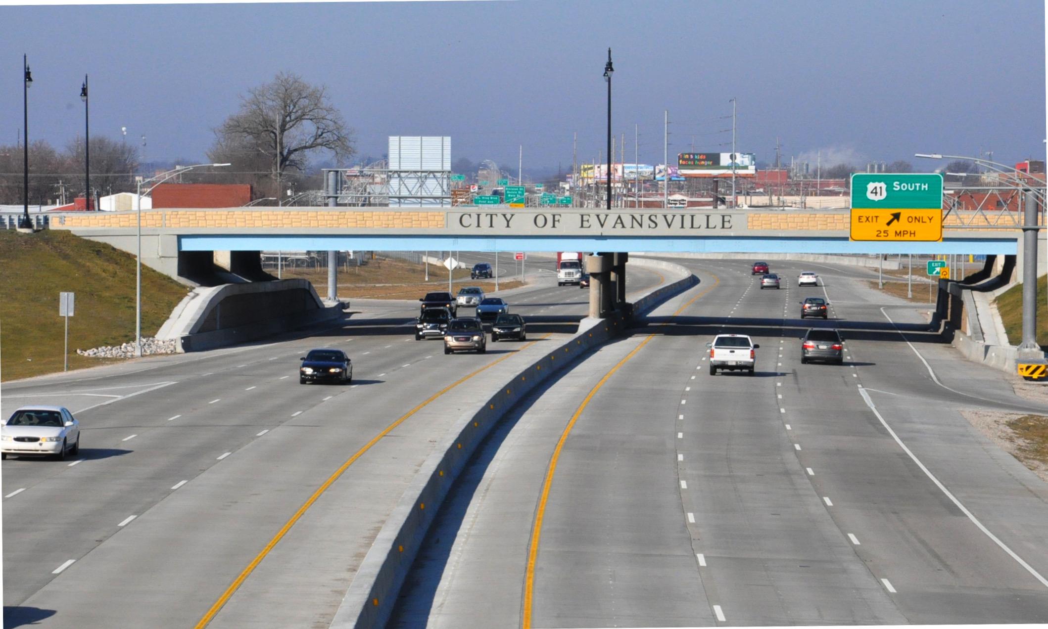 Evansville Indiana Information
