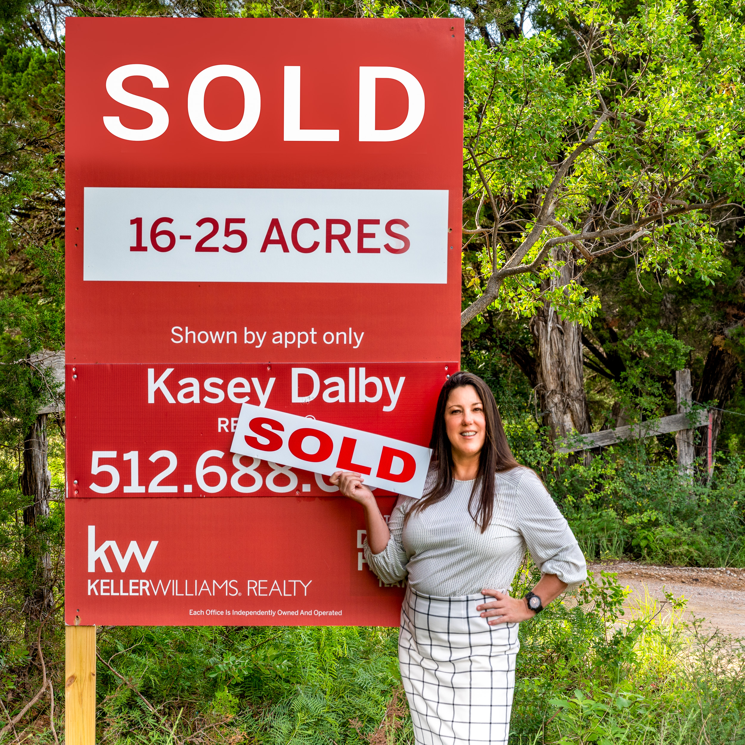 We successfully sold a legacy property that had been owned since the 1950s!