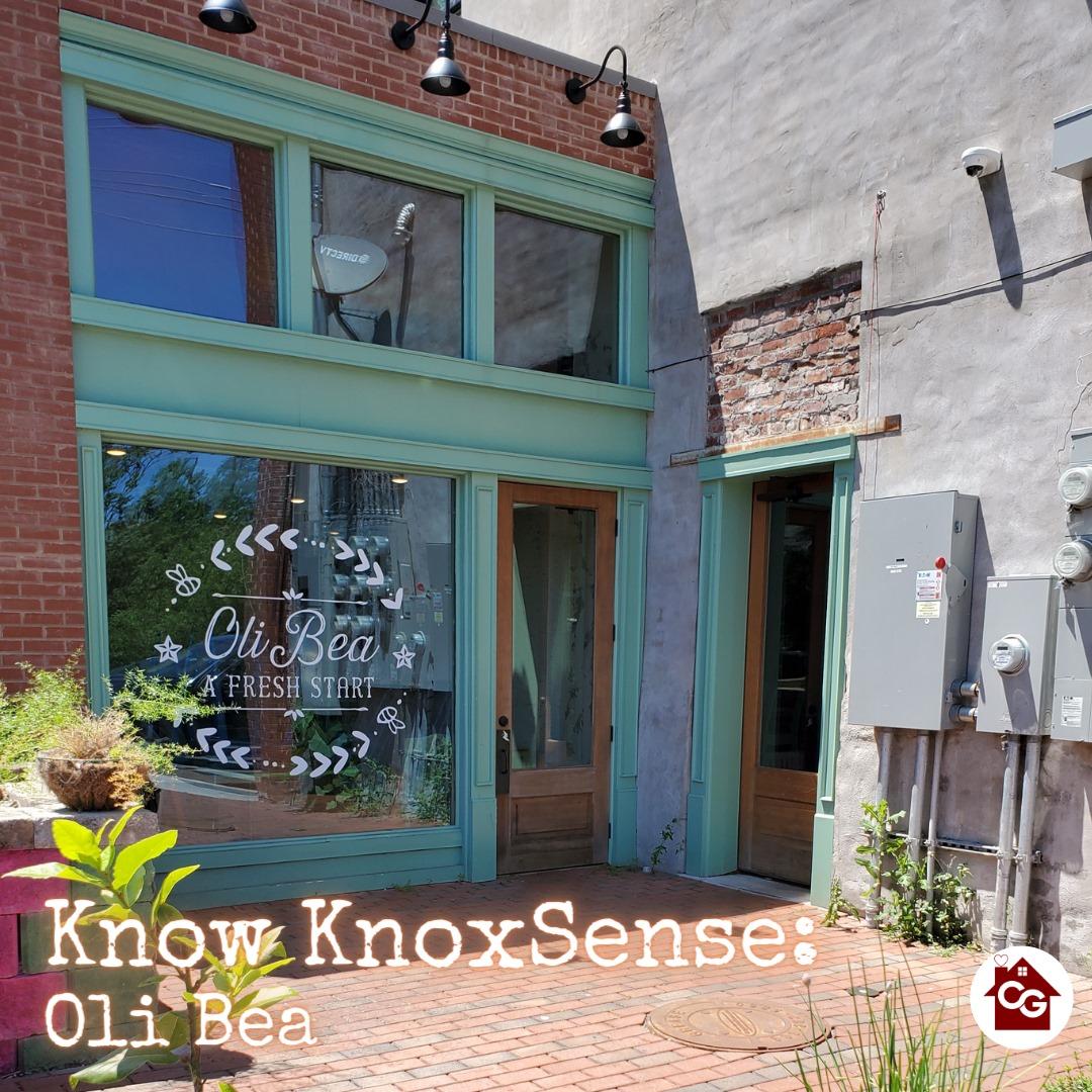 Know Knoxsense: OliBea