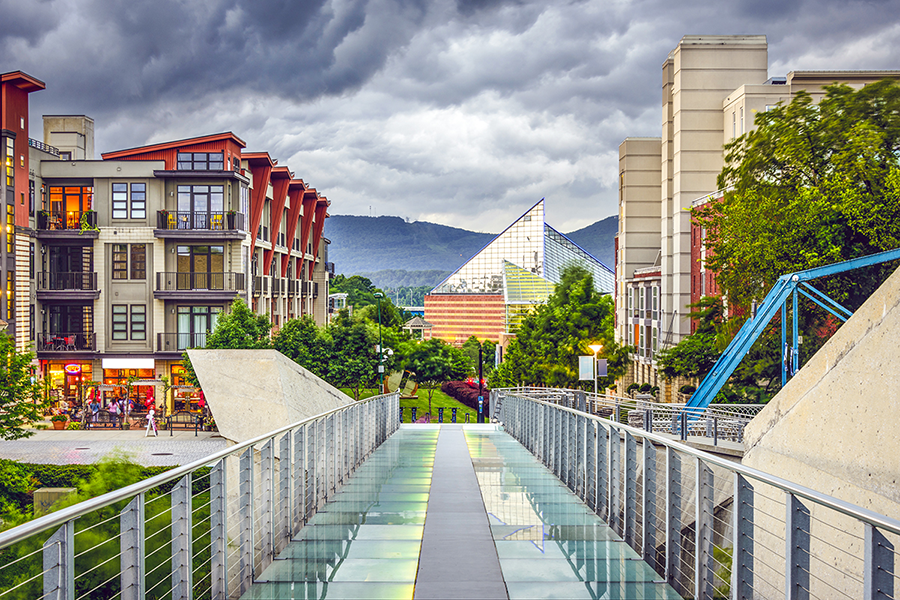 Chattanooga Makes Headlines As The South's Most Exciting Adventure Hub For Remote Workers