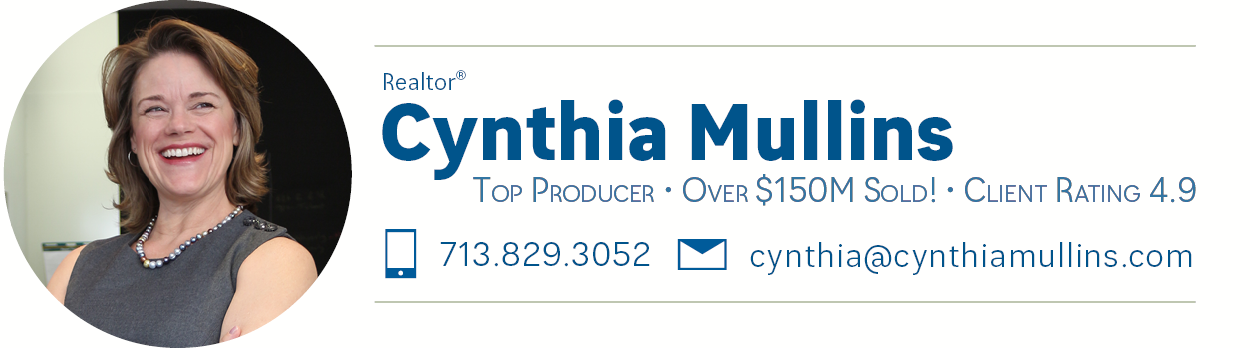 Cynthia Mullins, Houston Heights Realtor