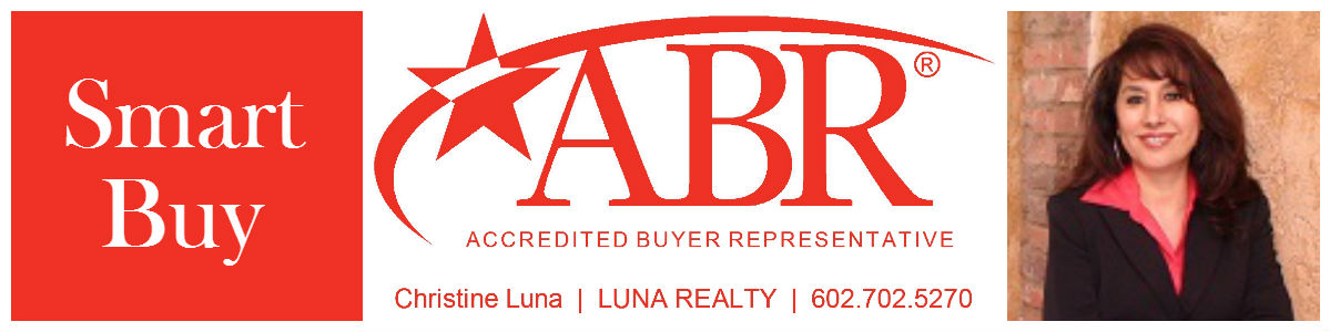 Phoenix Home Sales Buyer Agent, Luna Realty, Christine Luna