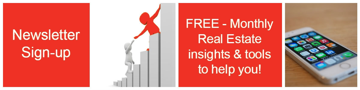 Arizona Real Estate Newsletter - Monthly Report Sign-up