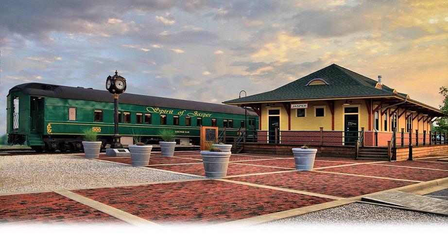 Train - Jasper Ride & Dine