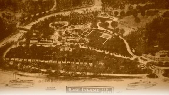 Map - Rose Island Park