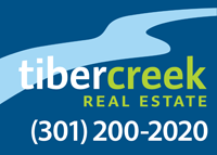 Tiber Creek Real Estate Sign