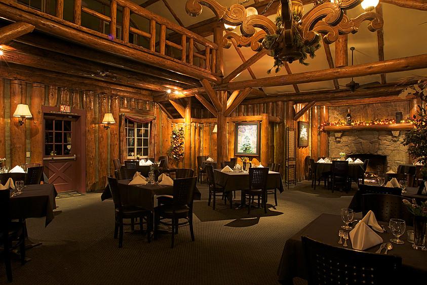 The Antlers Inn - Twin Peaks