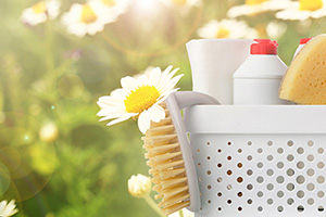 Try Natural Ingredients for Greener Spring Cleaning