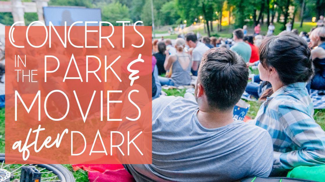 Summer Movies and Concerts