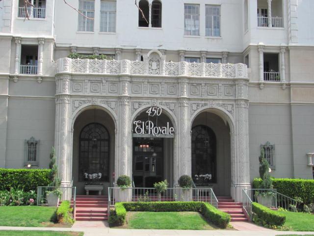 Historic El Royale Tower Apartments