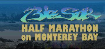 Big Sur Half Marathon on Monterey Bay