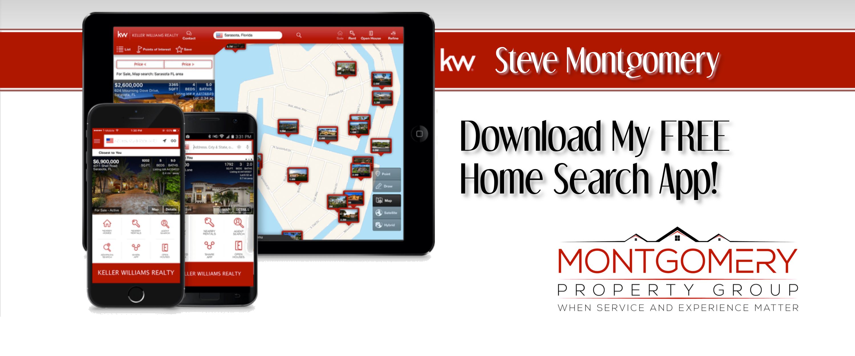 Mobile App - Montgomery Property Group