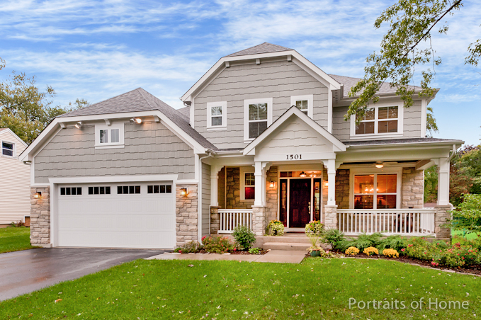 Custom Home Design: 1501 Daly Road, Wheaton - Steve Sandelin ...