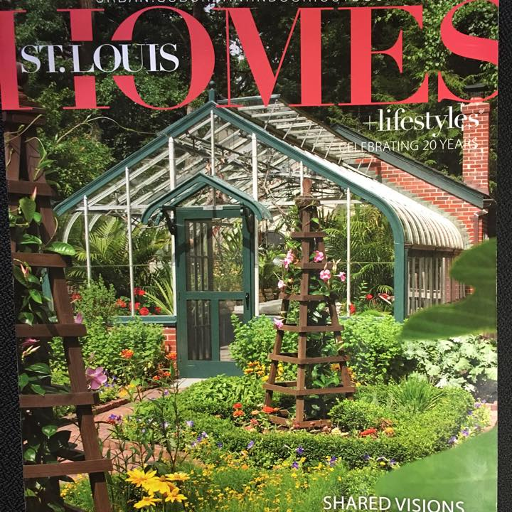 St. Louis Homes & Lifestyle, May 2016: featured gardens - Sandra ...