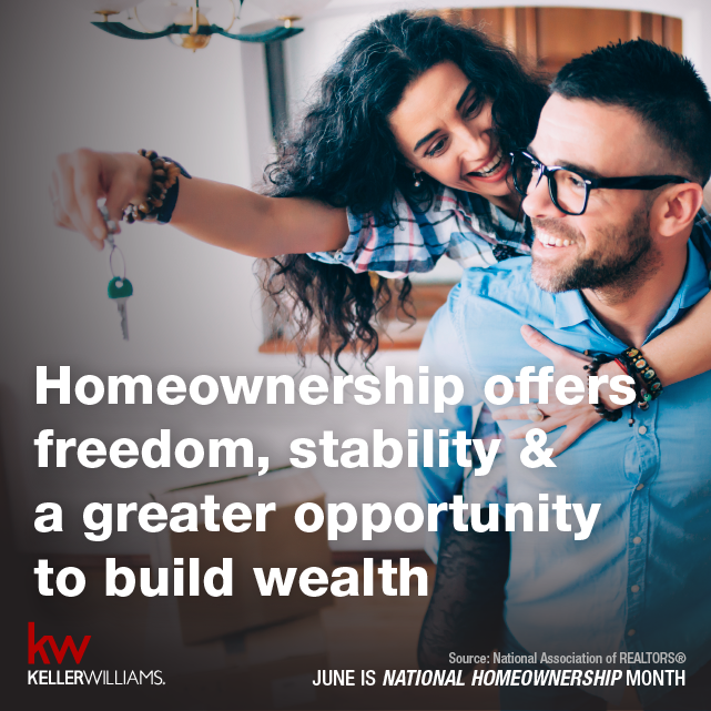 National Homeownership Month 2018