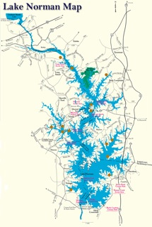 Norman Zip Code Map.Lake Norman S Nc Most Popular Real Estate Areas
