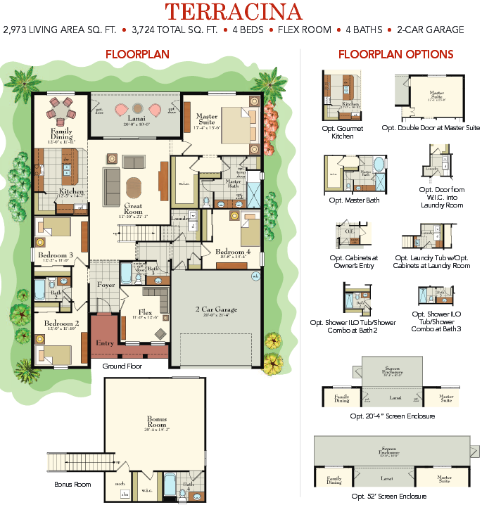 Bellalago 39 S Classic Collection Floor Plans