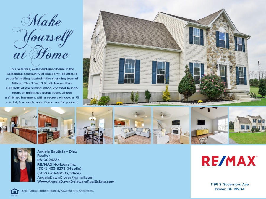 At Home De just listed delaware home for sale lincoln de open house sunday 10