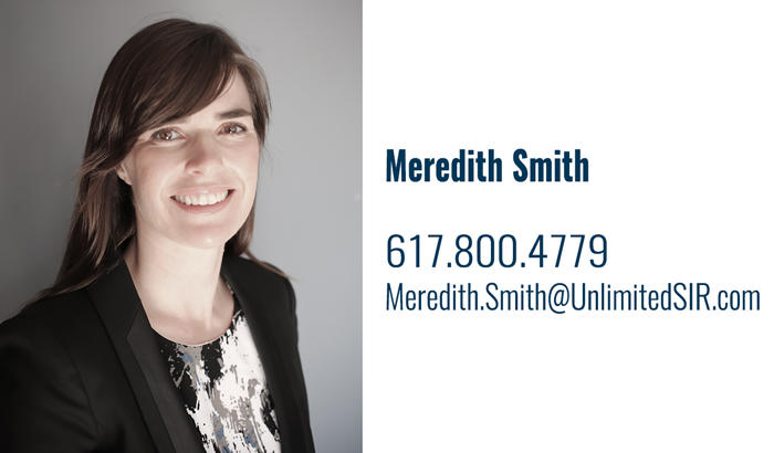 Meredith Smith - cell: 617.800.4779