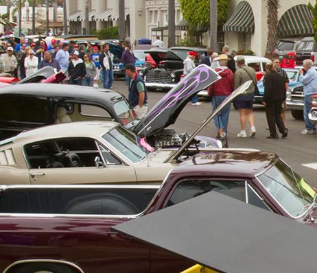 San Diego Events In April - San diego classic car show 2018