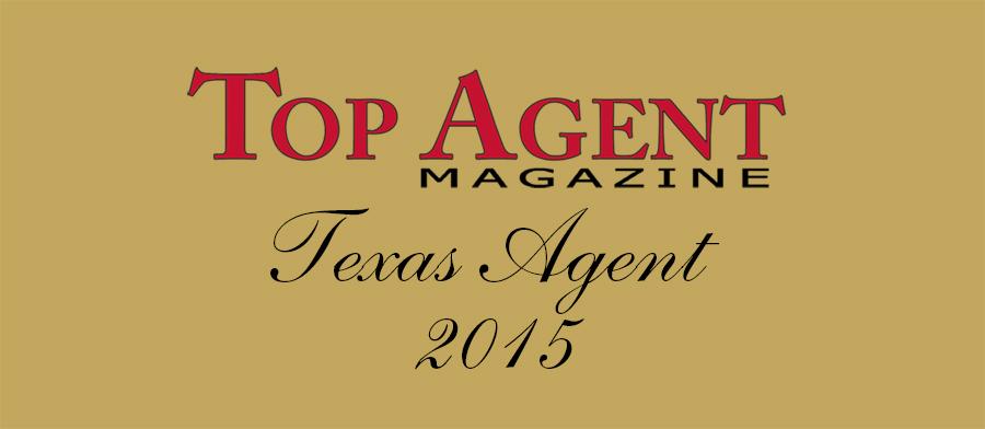 Top Agent Texas 2015